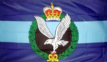 BRITISH ARMY AIR CORPS - 5 X 3 FLAG